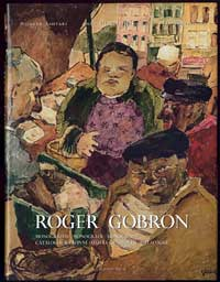 Cover Monographie Roger Gobron